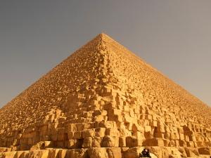 Swamibu: The Great Pyramid: Size Matters