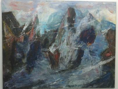 Kirsi Lybeck: Aquas de Amazonia.