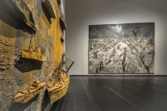 Näyttelykuva on Serlachius-museon mediakuva. Kuvan on ottanut Sampo Linkoneva.
